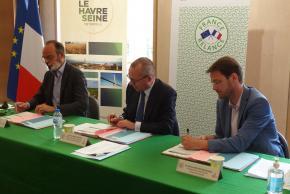signature du Contrat de Relance et de Transition Ecologique