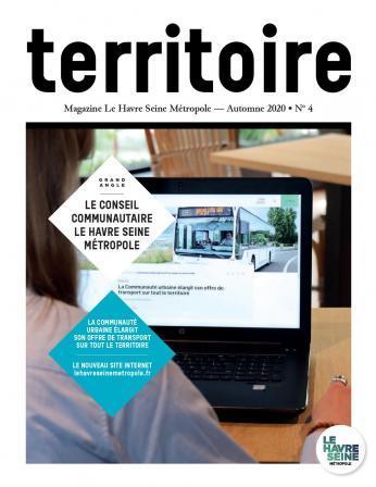 Magazine Territoire n°4 - Automne 2020