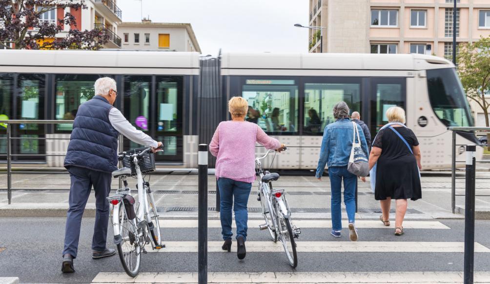 Mobilité, transports, tramway
