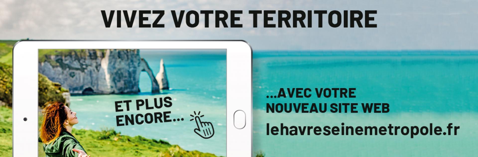 Jeu concours Nouveau site Le Havre Seine Métropole