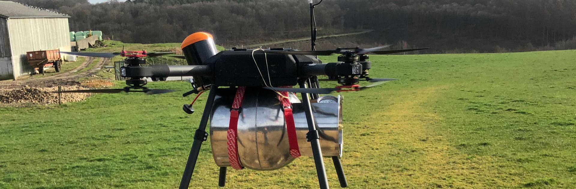 Centre d'Innovation Drones Normandie (CIDN)