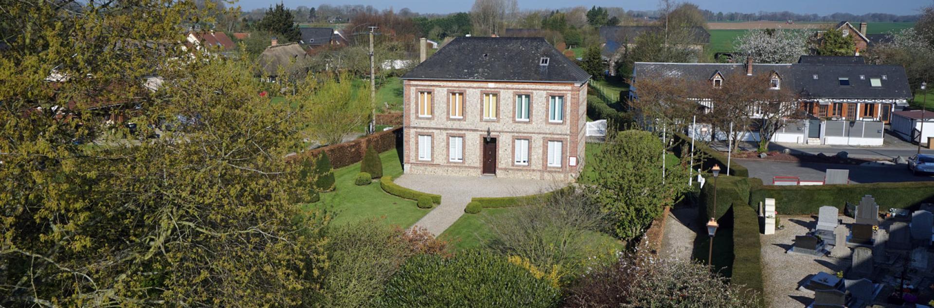 Mairie de Vergetot
