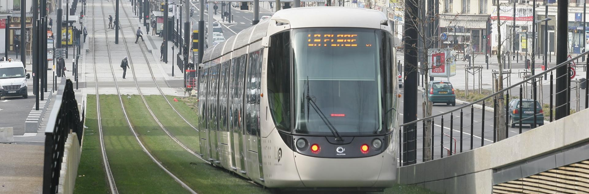 Tramway, Le Havre