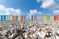 Couleurs sur la plage - Karel Martens
