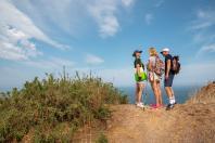 Randonnée au Cap de la Hève