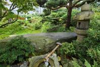 Jardin japonais, Le Havre
