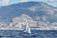 Entraînement de Jérémie Mion en Sicile, décembre 2020