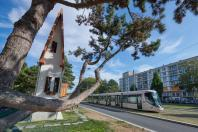 La Narrow House, oeuvre d'un été au Havre
