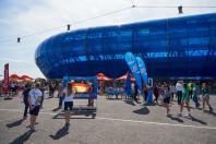 Le stade Océane lors de la coupe du monde féminine Fifa au Havre