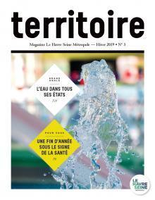 Couverture magazine Territoire n°3 - Hiver 2019
