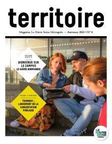 Magazine Territoire n°8 - Automne 2021