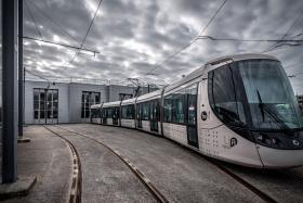 Centre de maintenance du tramway