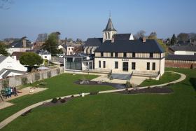Mairie d'Angerville-l'Orcher