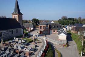 Mairie d'Anglesqueville-l'Esneval