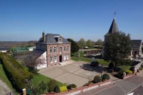 Mairie de Cuverville