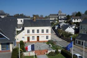 Mairie de Manéglise