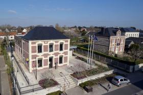 Mairie de Saint-Jouin-Bruneval