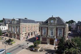Mairie de Saint-Romain-de-Colbosc