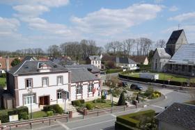 Mairie de Saint-Vigor-d'Ymonville