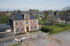 Mairie de Saint-Vincent-Cramesnil