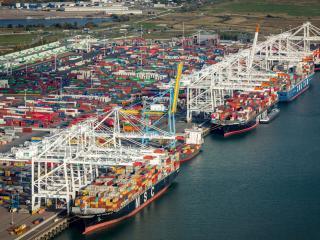 Quai Port 2000 Le Havre