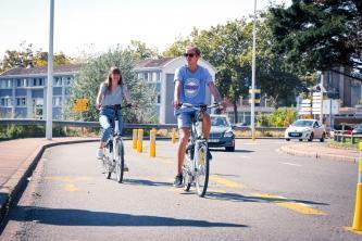 Le dispositif Tous à vélo prolongé d'un mois pour la rentrée