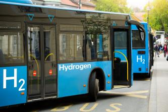 Bus à hydrogène