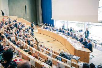 Conseil communautaire Le Havre Seine Métropole 15 juillet 2020