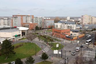 Quartier du Mont-Gaillard, Le Havre
