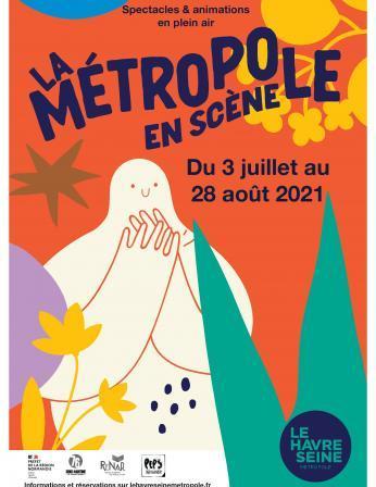 Programme La Métropole en Scène 2021