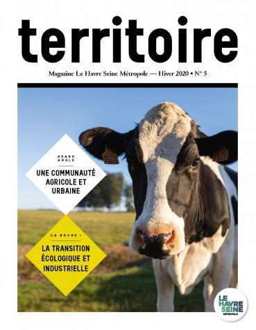 Magazine Territoire n°5 - Hiver 2020