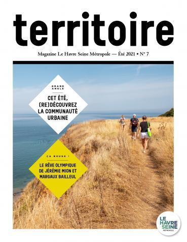 Magazine Territoire n°7 - Été 2021
