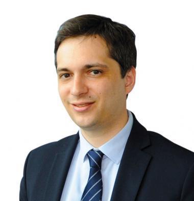 Baptiste Maurand, directeur général HAROPA-Port du Havre