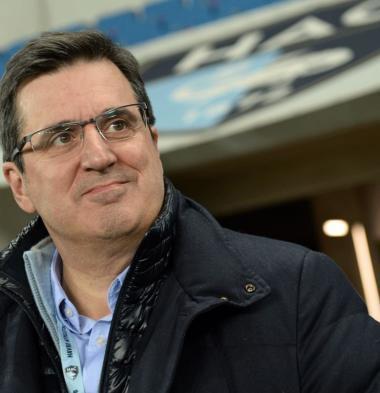 Vincent Volpe Président du HAC