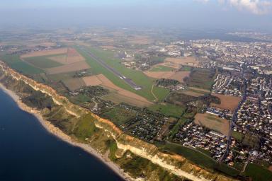 Les falaises de Dollemard et les anciennes décharges privées