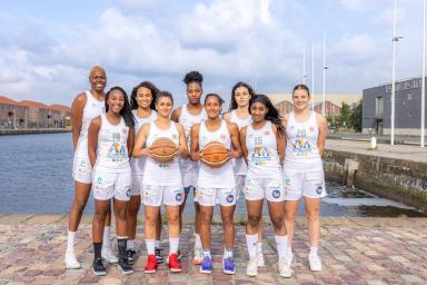 ALA Basket équipe féminine 2021