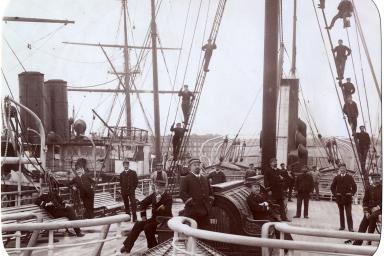 Marins d'autrefois - LH Port Center