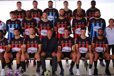 Equipe Nationale 1 - Gonfreville-l'Orcher Handball