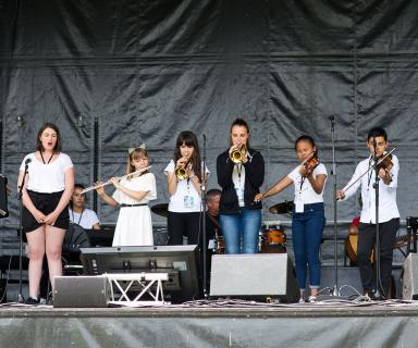 Concert de l'école de musique intercommunale