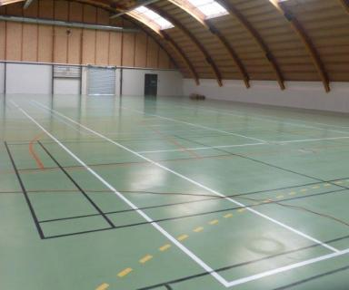 Gymnase de Criquetot-l'Esneval