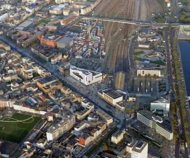 Pôle d'échanges des gares - Le Havre
