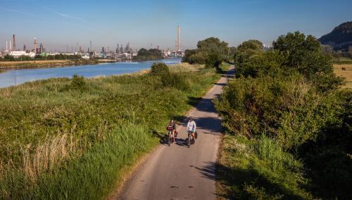 La Seine à Vélo® sur le territoire Le Havre Seine Métropole