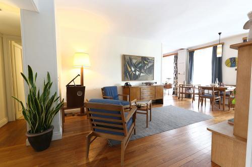 Appartement témoin Perret Le Havre