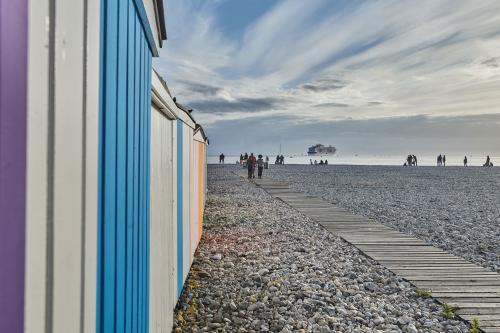 Cabanes de plage, Le Havre