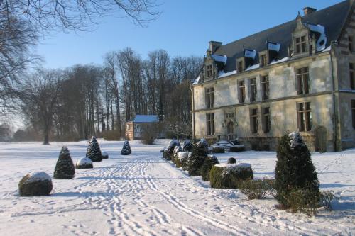 Château de Gromesnil à Saint-Romain-de-Colbosc