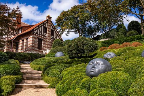 La villa Roxelane à Etretat