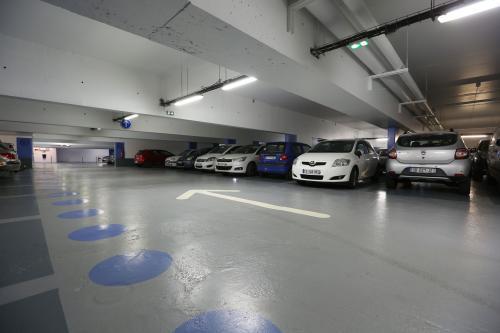 Parking Le Havre Les Halles