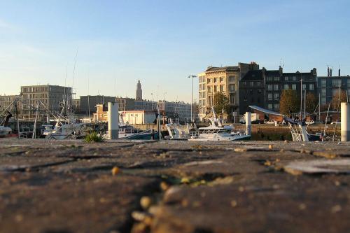 Port de pêche du Havre