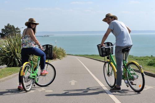 Vélo - mobilité - Sainte-Adresse