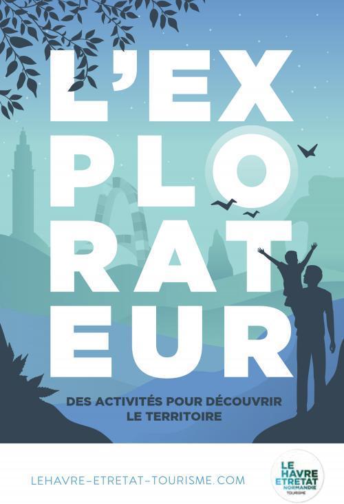 L'explorateur, programme d'activités de l'office de Tourisme